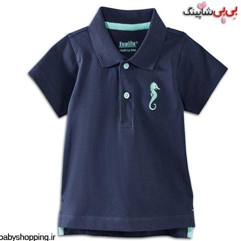 پیراهن پسرانه لوپیلو آلمان مناسب برای ۲ تا ۲۴ ماه