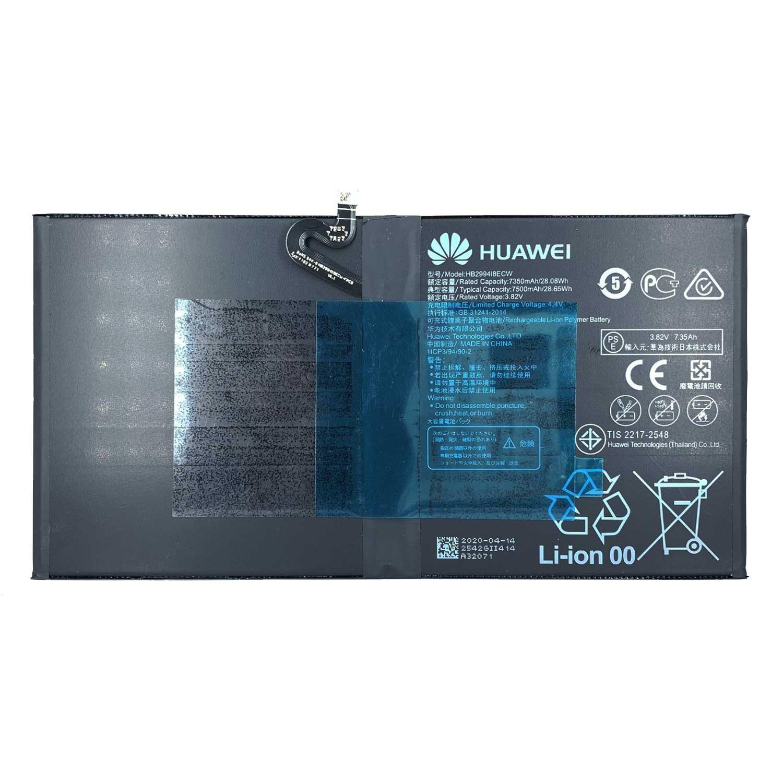 تصویر باتری تبلت هواوی Huawei Mediapad M5 10.8   Huawei Mediapad M5 Lite با کد فنی HB2994I8ECW