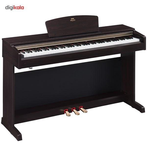 img پیانو دیجیتال یاماها مدل YDP 161 Yamaha YDP 161 Digital Piano