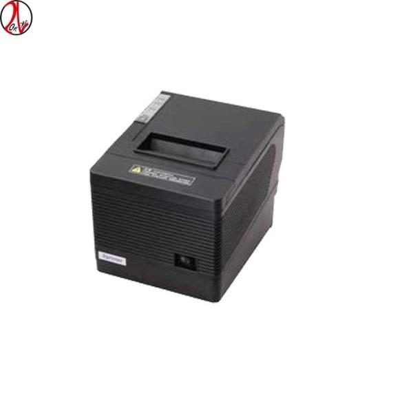 تصویر فیش  پرینتر Q260NK  زد ای سی ZEC-Q260NK Thermal Printer