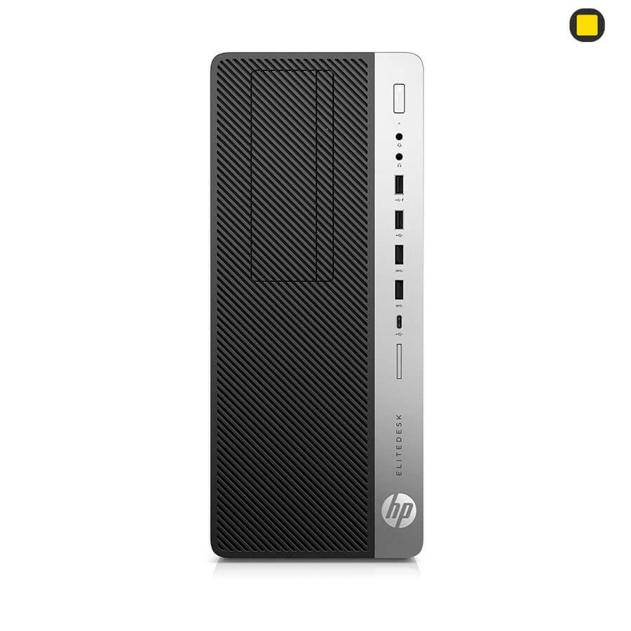 تصویر کیس اچ پی الیتدسک HP EliteDesk 800 G5 Tower PC