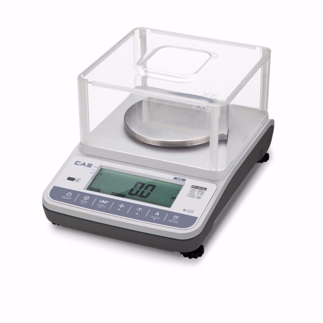 تصویر ترازوی آزمایشگاهی CAS مدل XE-H-B CAS laboratory Scale XE-H-B Model