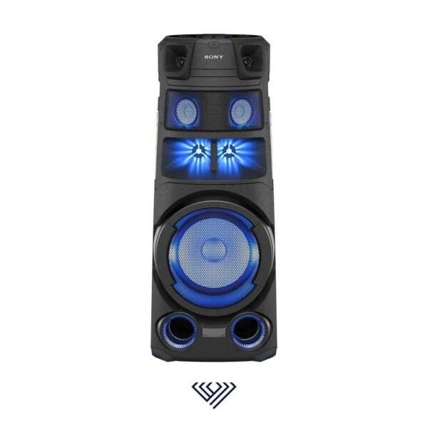 عکس سیستم صوتی MHC-V83D  سیستم-صوتی-mhc-v83d