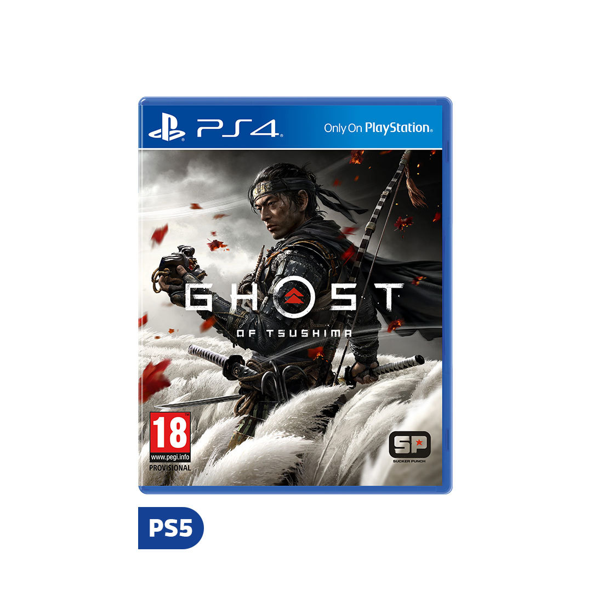تصویر Ghost of Tsushima - PS4