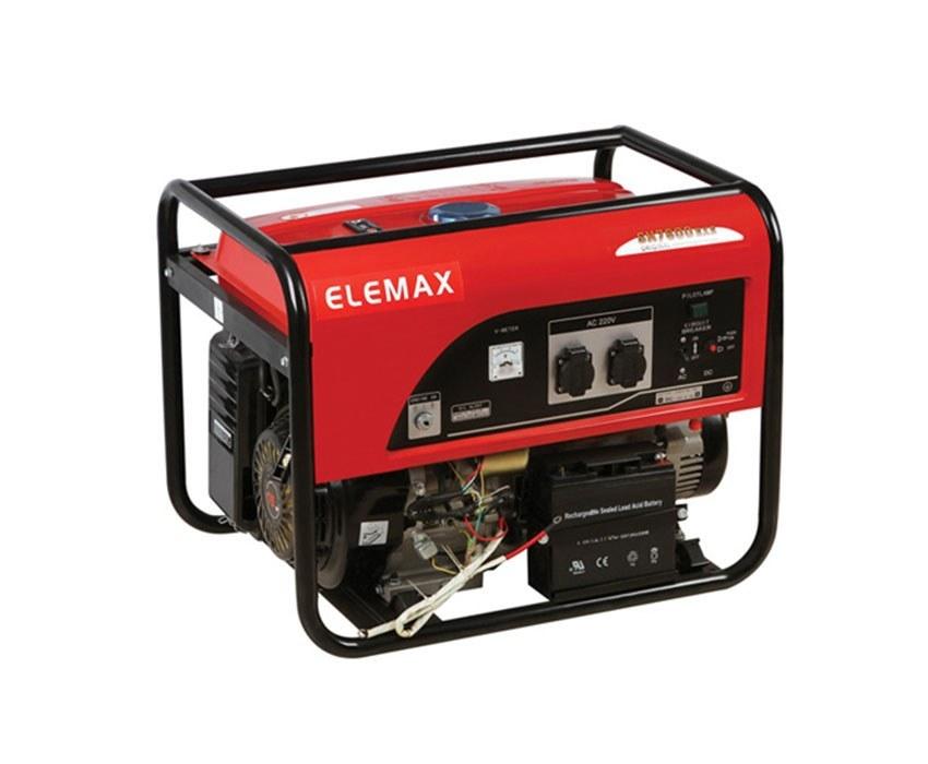 تصویر موتور برق بنزینی هوندا المکس SH7600
