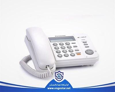 گوشی تلفن باسيم پاناسونيک مدل KX-TS560
