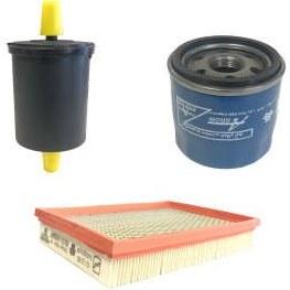 فیلتر روغن خودرو آرو کد 50735 مناسب برای پراید به همراه فیلتر هوا و فیلتر سوخت |