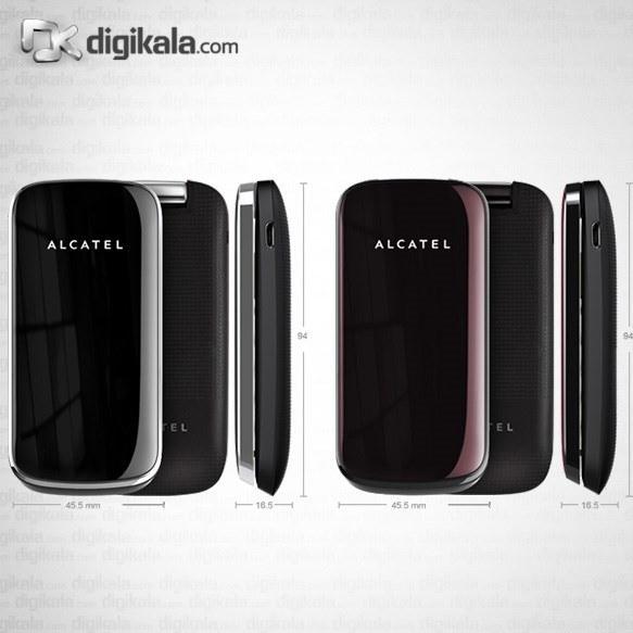 img گوشی موبایل آلکاتل وان تاچ 1030D Alcatel One Touch 1030D Mobile Phone