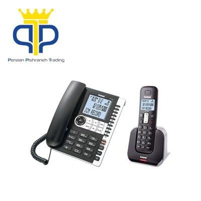 main images تلفن بی سیم تکنوتل مدل TF-609