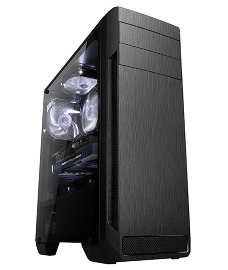 کیس کامپیوتر مسترتک مدل تی ۲۰۰ جی ایکس | Master Tech T200 GX Gaming Computer Case
