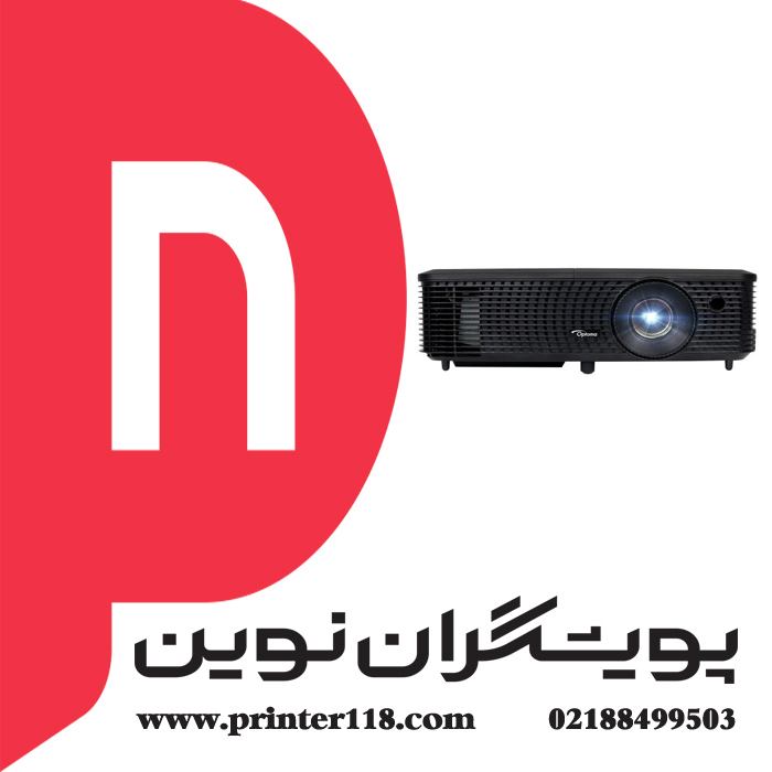 تصویر دیتا ویدیو پروژکتور Optoma S341 Optoma S341 3500 Lumens SVGA 3D DLP Projector