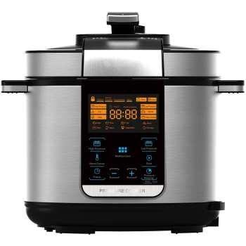 تصویر زودپز برقی هاردستون مدل MC1406 Hardstone MC1406 Pressure Cooker