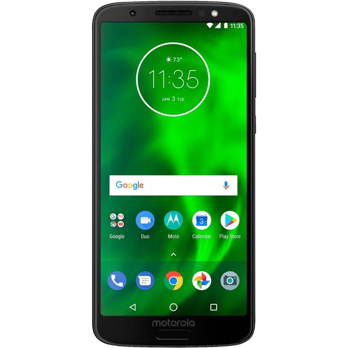 Motorola Moto G6 | 64GB | گوشی موتورولا موتو جی 6 | ظرفیت 64 گیگابایت