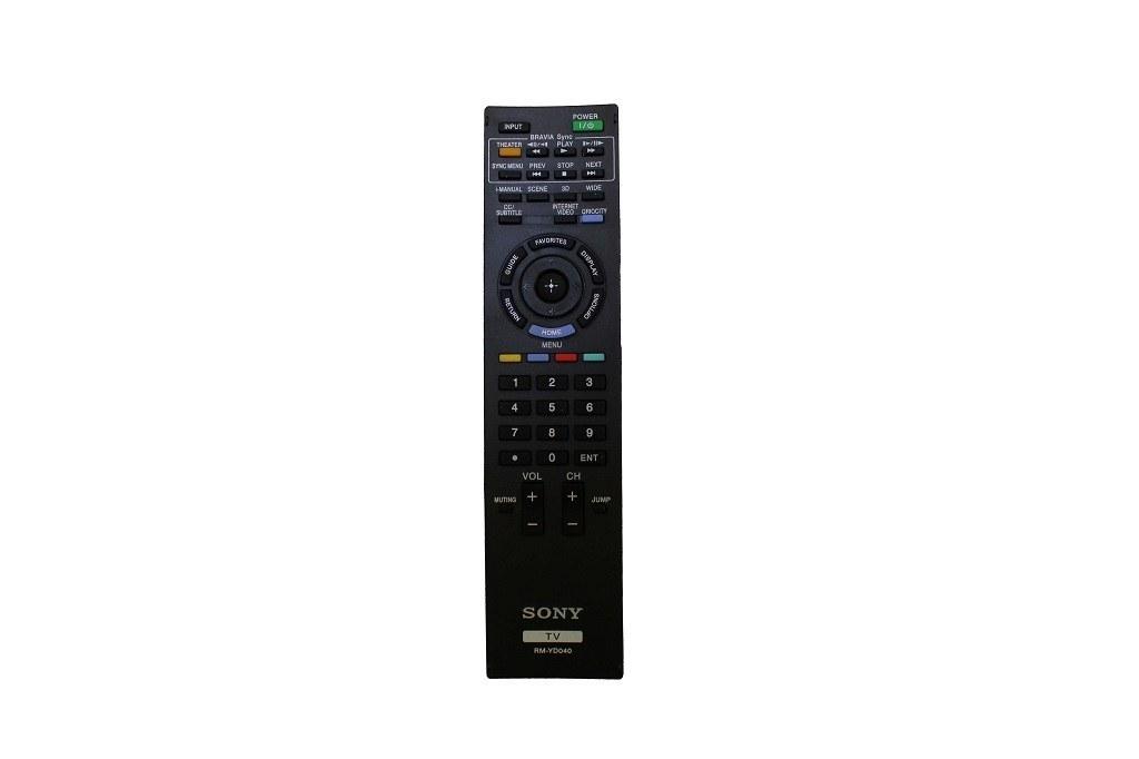 کنترل تلویزیون سونی LED و 3D مدل YD040