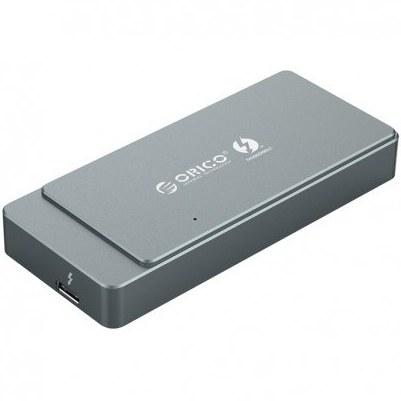 تصویر باکس Thunderbolt 3 با سرعت 40Gbps مدل ORICO TFM2T3-G40