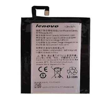 تصویر باطری Lenovo BL250 VIBE S1 Lenovo BL250 VIBE S1