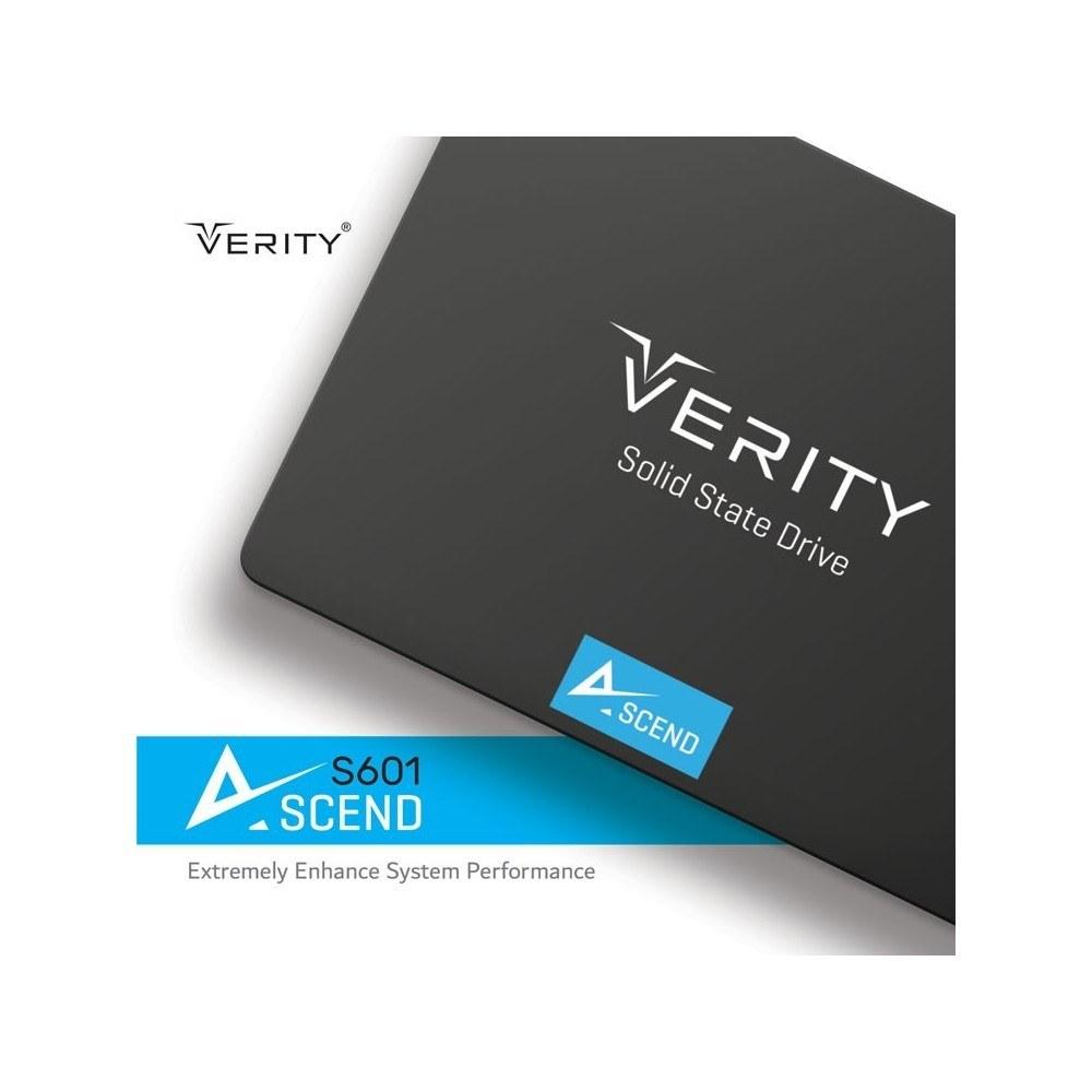 هارد اس اس دی Verity مدل S601 ظرفیت 240گیگابایت