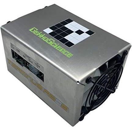 GekkoScience R606 Terminus [حداکثر 1 پوند در ساعت / ثانیه] USB Pod Miner / Bitcoin Miner ، صرفه جویی فقط 100W پوند ، عالی برای مبتدیان ، متخصصان ، استخراج منزل [مؤثرترین کارگر USB بیت کوین در سال 2019]