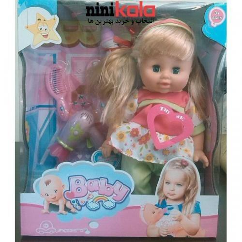 عروسک بی بی چشم متحرک دختر
