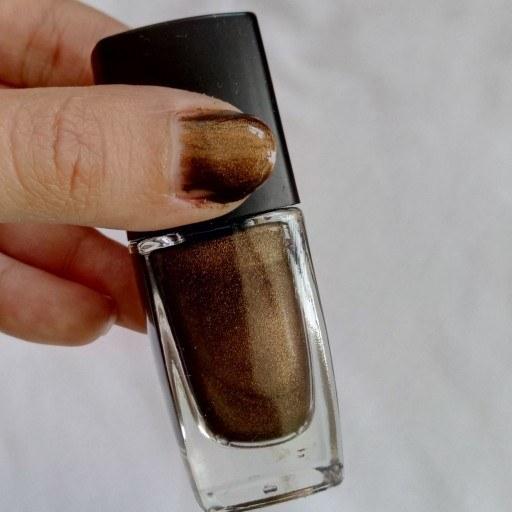 لاک نمازی رنگ قهوه ایی | لاک طبیعی و شستشو راحت با آب
