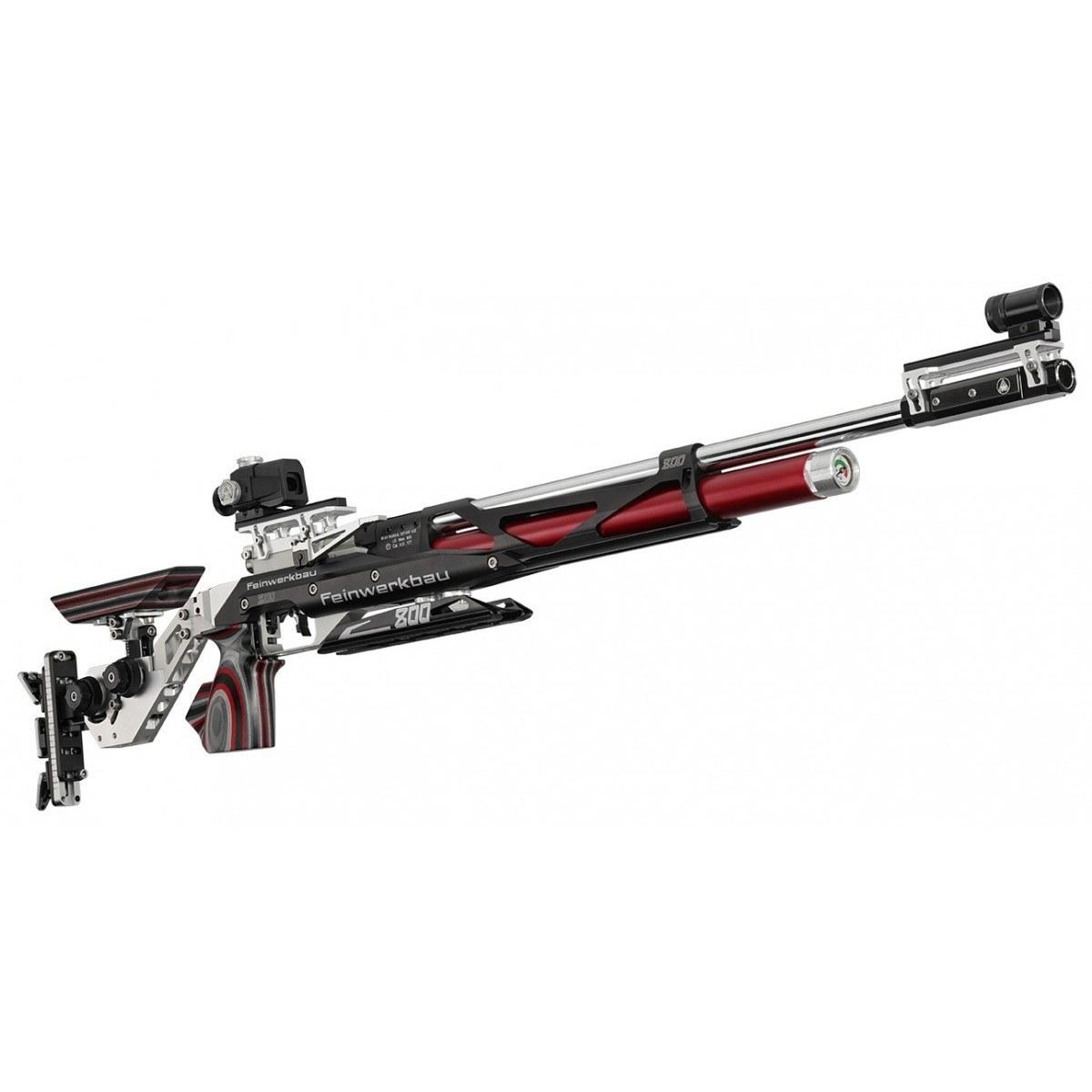 تصویر تفنگ پی سی پی فینورک بائو 800 ایکس | Feinwerkbau 800X PCP Match Air Rifle