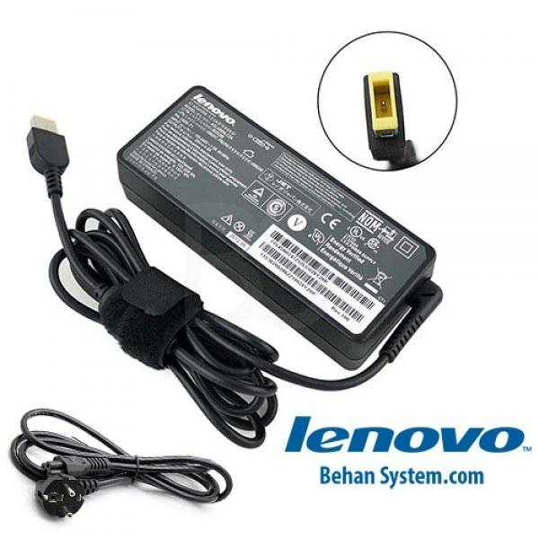 تصویر شارژر لپ تاپ لنوو IdeaPad مدل V310 ا اورجینال LENOVO - دارای شش ماه گارانتی تعویض اورجینال LENOVO - دارای شش ماه گارانتی تعویض