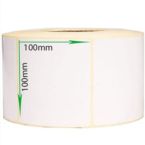 main images لیبل کاغذی سایز ۱۰۰ × ۱۰۰