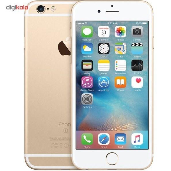 عکس Apple iPhone 6s | 64GB  گوشی  اپل آیفون ۶ ایکس | ظرفیت 64 گیگابایت apple-iphone-6s-64gb 4