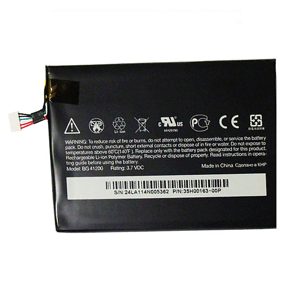 تصویر باتری  تبلت اچ تی سی HTC Flyer - BG41200 HTC Flyer - BG41200 Tablet Battery
