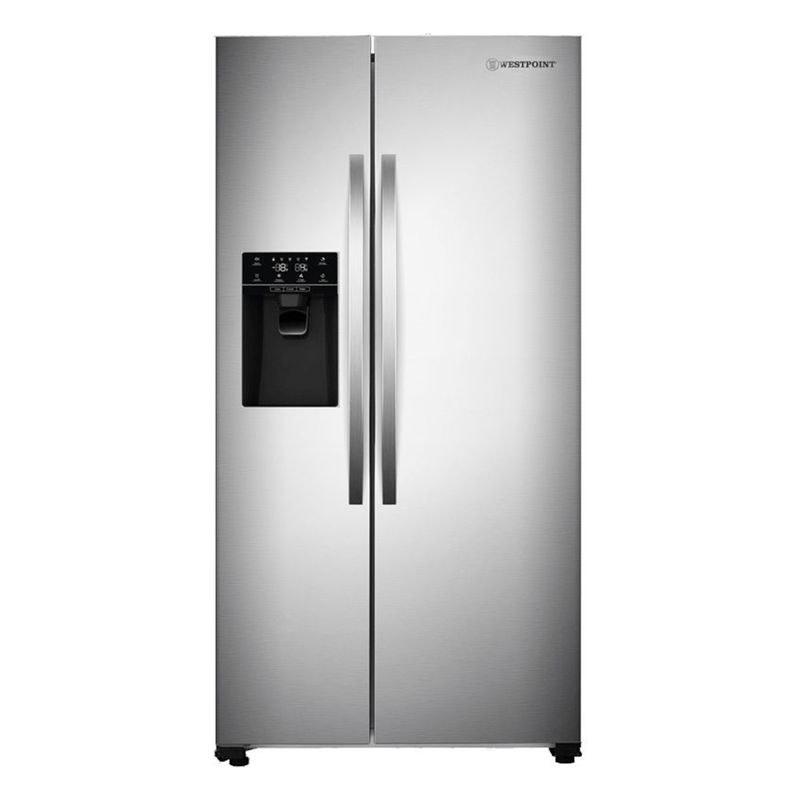 تصویر یخچال و فریزر ساید بای ساید وست پوینت مدل WSQ 5916 ERWDSK WestPoint Refrigerator freezer side by side Model WSQ 5916 ERWDSK