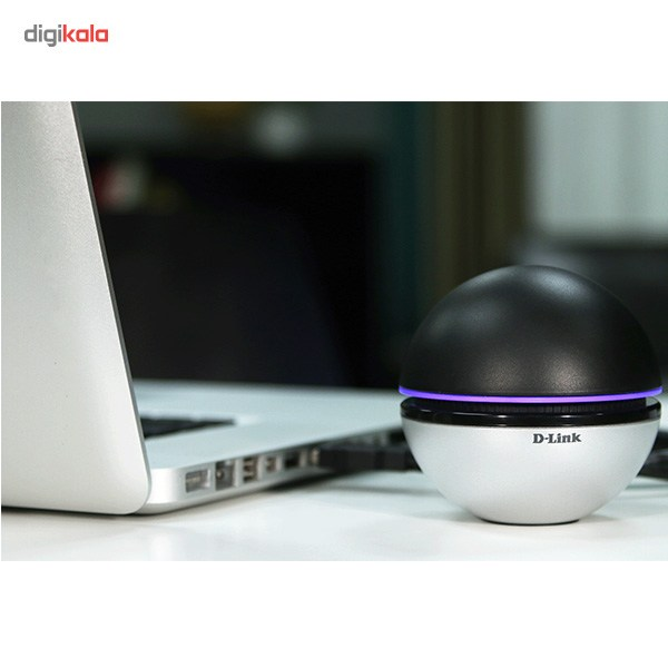 img کارت شبکه USB و بیسیم دی-لینک مدل DWA-192 D-Link DWA-192 Wireless AC-1900 USB Adapter