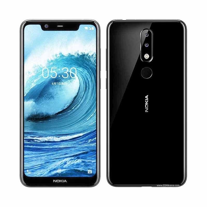 عکس گوشی نوکیا ایکس 5 (۵.۱ پلاس) | ظرفیت ۶۴ گیگابایت Nokia x5 (5.1 plus) | 64GB گوشی-نوکیا-ایکس-5-51-پلاس-ظرفیت-64-گیگابایت