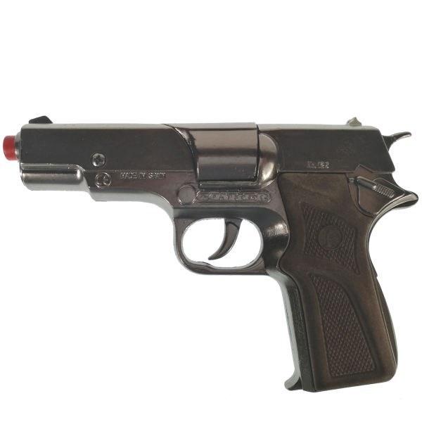 تفنگ اسباب بازی گانهر مدل کلت فلزی P2 |