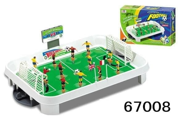 تصویر فوتبال فنری کوچک