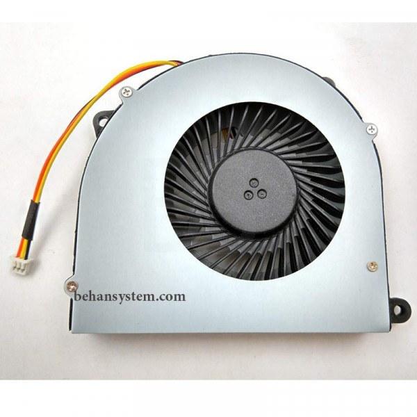 main images فن پردازنده لپ تاپ MSI مدل FX720 CPU Cooling Fan MSI FX720