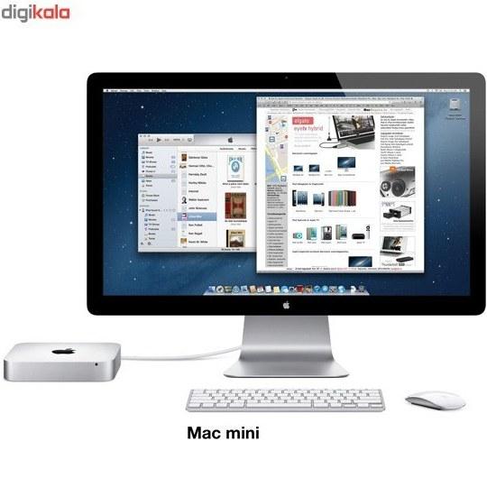 تصویر کامپیوتر دسکتاپ اپل مدل  مک مینی MGEM2 Apple Mac Mini MGEM2 Desktop Computer