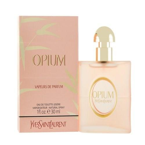 عطر زنانه ایو سنت لورن Yves Saint Laurent Opium Vapeurs 75ML