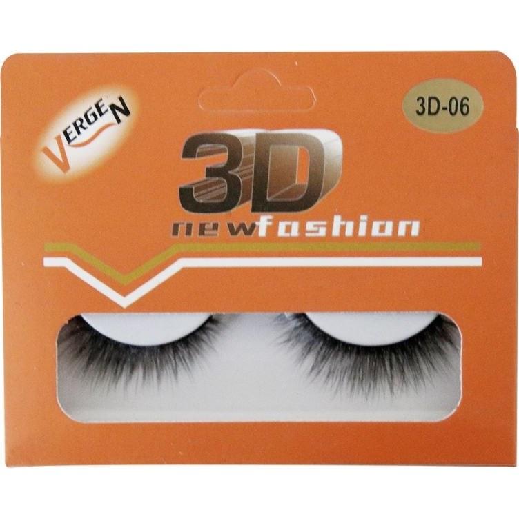 Vergen 3D Eyelashes 06
