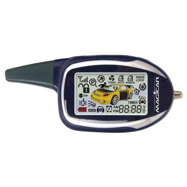 دزدگیر خودرو ماجیکار مدل M110AS | Magicar M110AS Car Security System