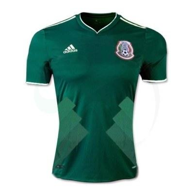 پیراهن اول تیم ملی مکزیک Mexico 2018 Home Soccer Jersey