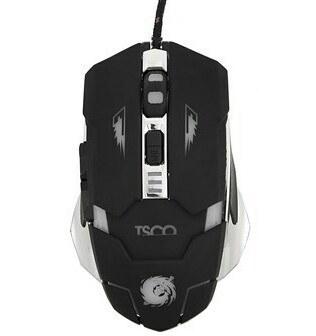 ماوس گیمینگ تسکو مدل تی ام ۷۶۰ جی ای | TSCO TM 760 GA Wired Gaming Mouse
