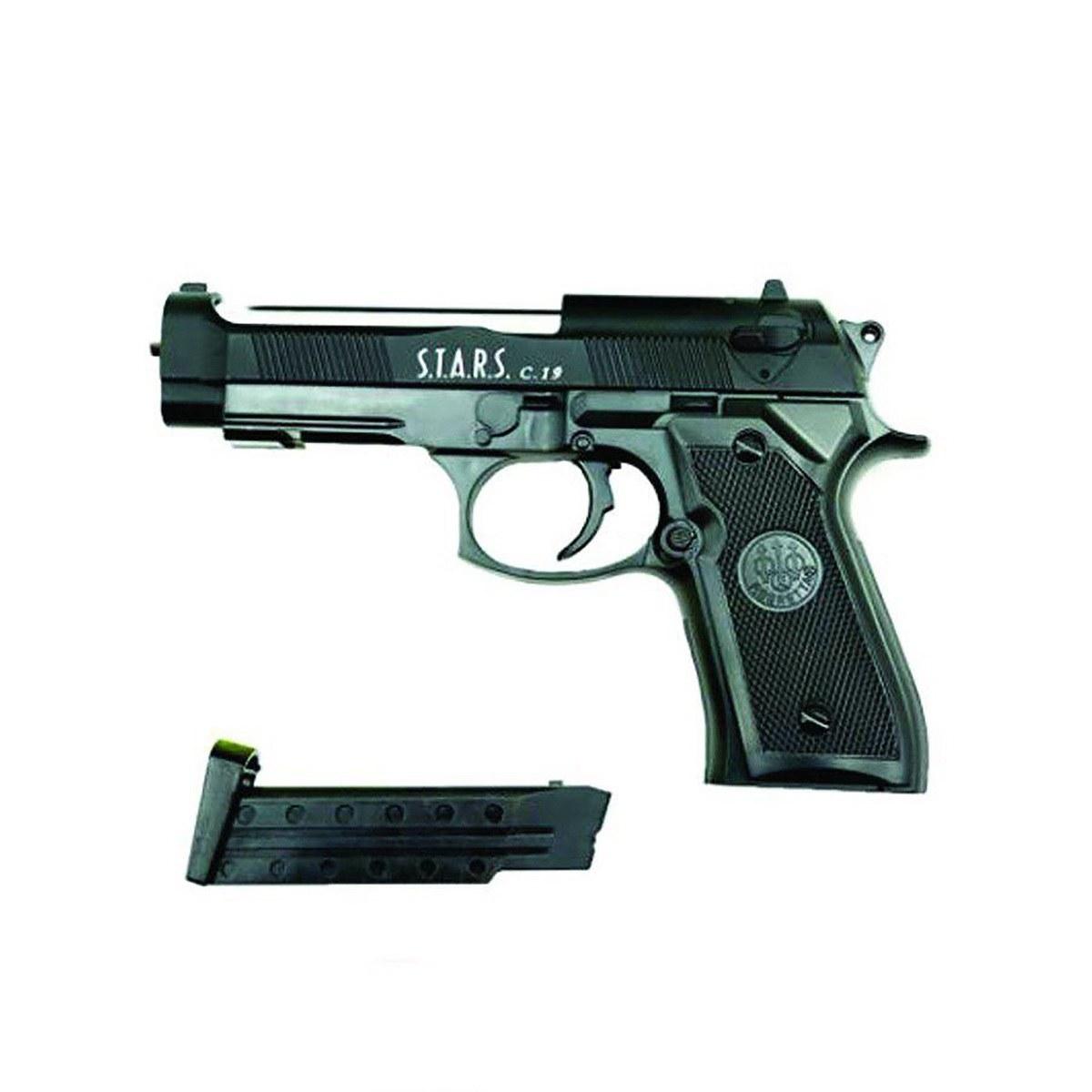 تفنگ کلت فلزی ساچمه ای ایرسافت گان مدل C.19