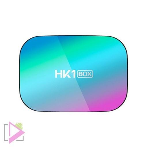 تصویر اندروید باکس HK1 مدل Box