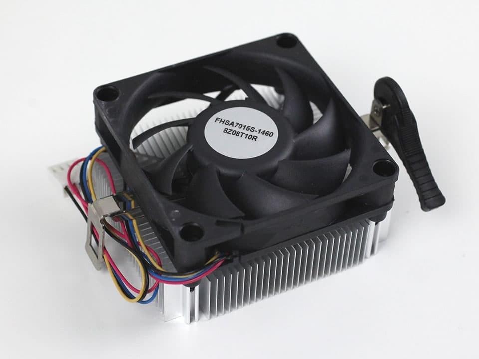 تصویر فن Ryzen Fan CPU AMD Ryzen Fan