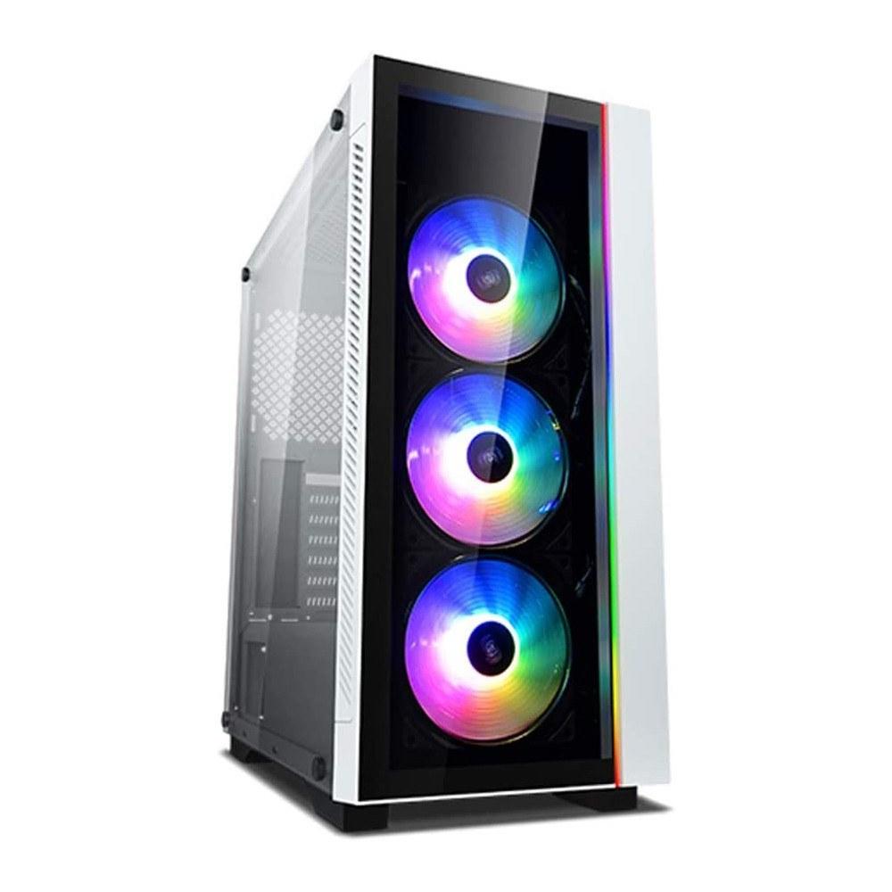 تصویر کیس دیپ کول مدل MATREXX 55 ADD-RGB WH 3F