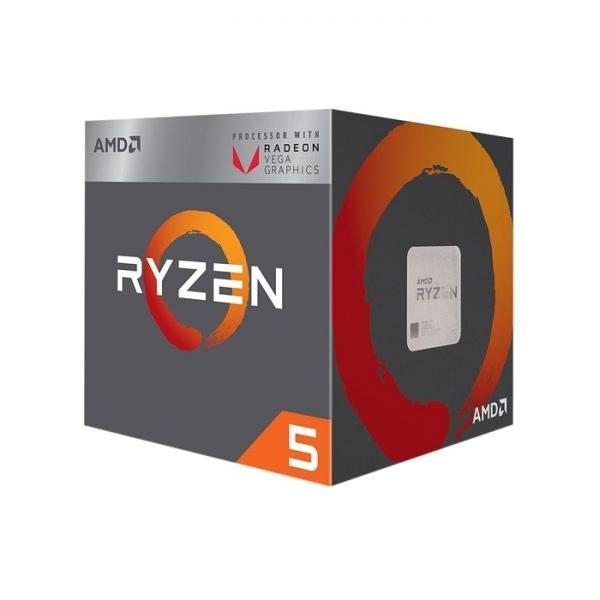 پردازنده ای ام دی مدل RYZEN Threadripper 2400G |