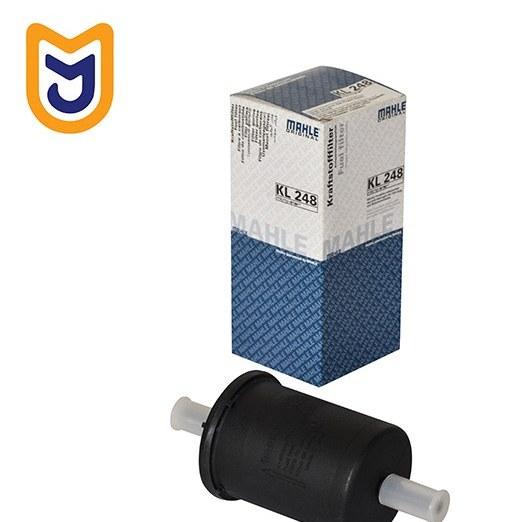 تصویر فیلتر بنزین خودرو ماهله MAHLE مدل KL 248 مناسب پژو ۲۰۶ و ۲۰۷