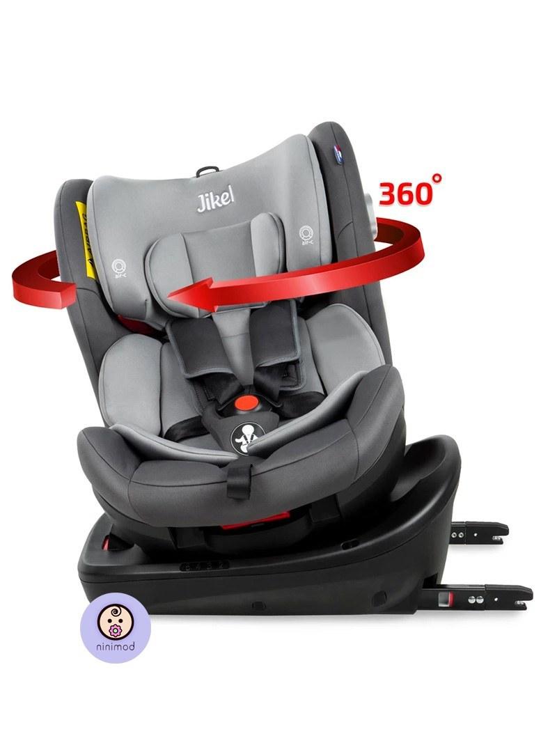 تصویر صندلی ماشین ۳۶۰ درجه جیکل Saturn