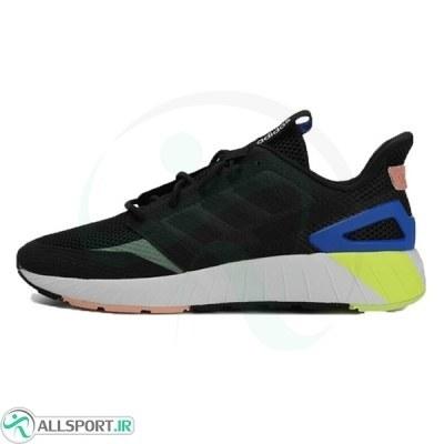 کتانی رانینگ مردانه آدیداس Adidas Neo Questarstrike Climacool Black