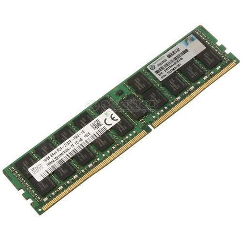تصویر رم دسکتاپ DDR2 یک کاناله 667 مگاهرتز Fully Buffered اچ پی مدل PC2-5300 ظرفیت 16 گیگابایت HP 16GB Fully Buffered DIMM PC2-5300 2x2GB DDR2 Memory Kit